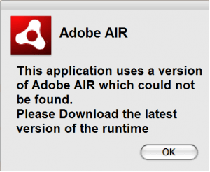How to Fix Adobe Air Installation Issues