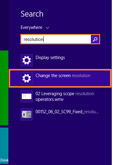 Windows 8 Metro - screen resolution - WindowsWally