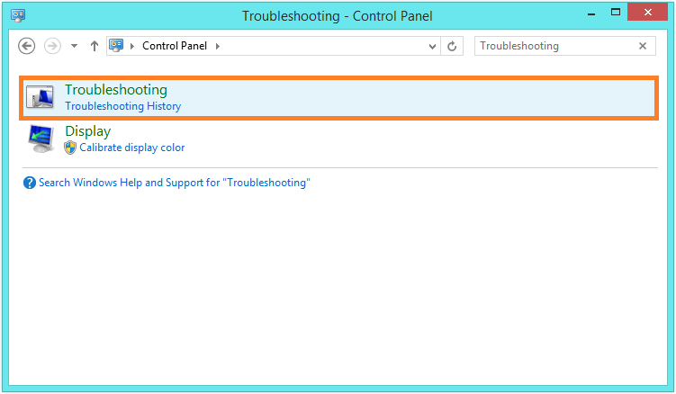 Error 80072EFE - Control Panel - Troubleshooting -- Windows Wally