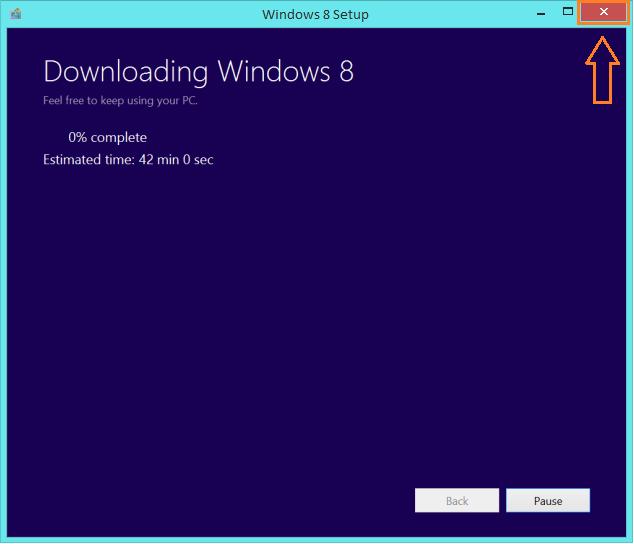 Windows 8.1 Upgrade - Downloading Windows 8.1 ISO 3 -- Windows Wally