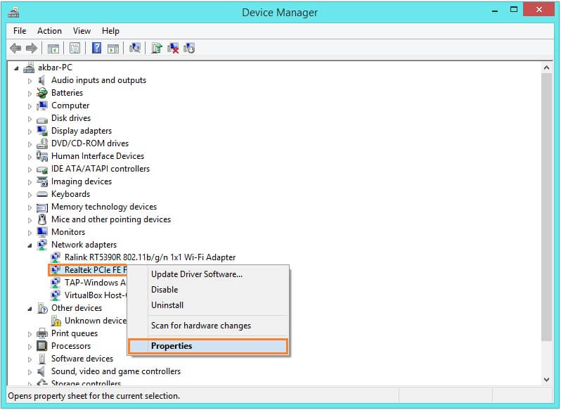 Bugcode ndis driver windows 8 1