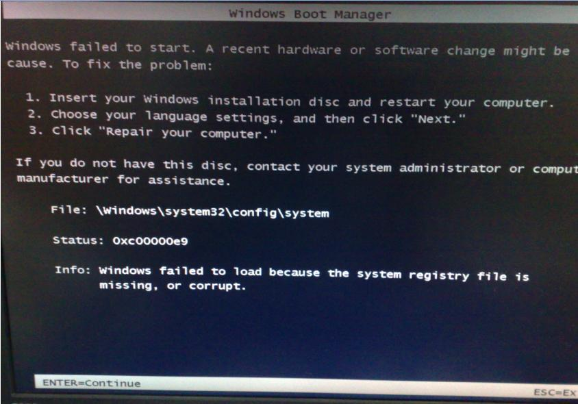 ACTIVE EX WORKER THREAD TERMINATION - Cover - BSoD -- Windows Wally