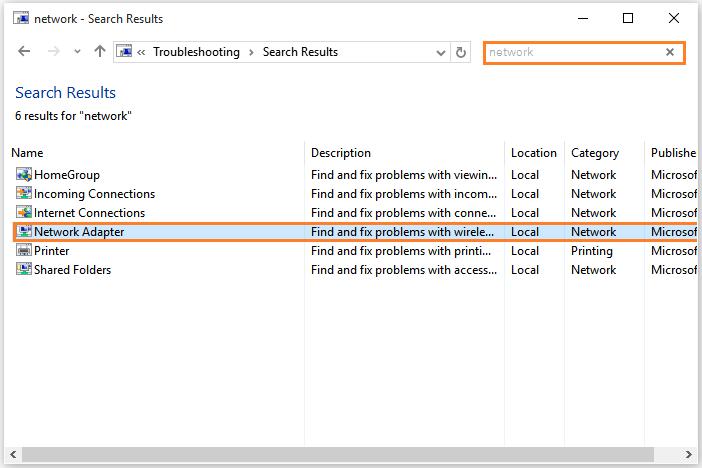 сетевой драйвер для windows 10 скачать