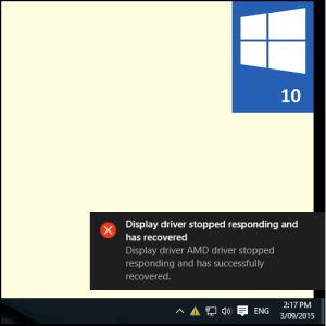 how to change display driver in windows 10