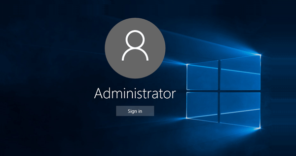 Reset Password - Administrator Account - WindowsWally