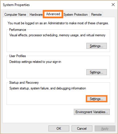 0xC0000428 - Windows 10 - System Properties - Windows Wally