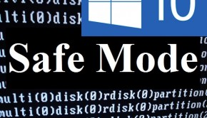Safe Mode -- Windows 10 - Featured - WindowsWally