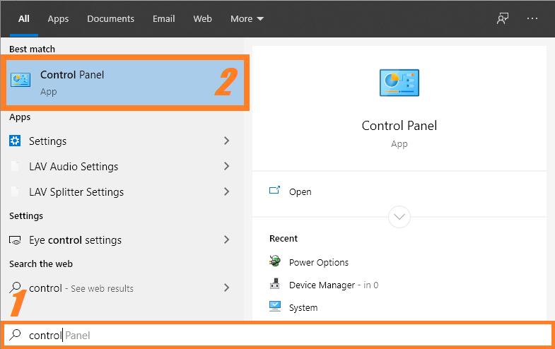 0x8004010F - Control Panel -- Windows Wally