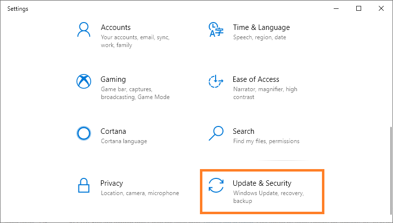 Reactivate Windows -- Windows 10 - Settings - Update & Security -- Windows Wally
