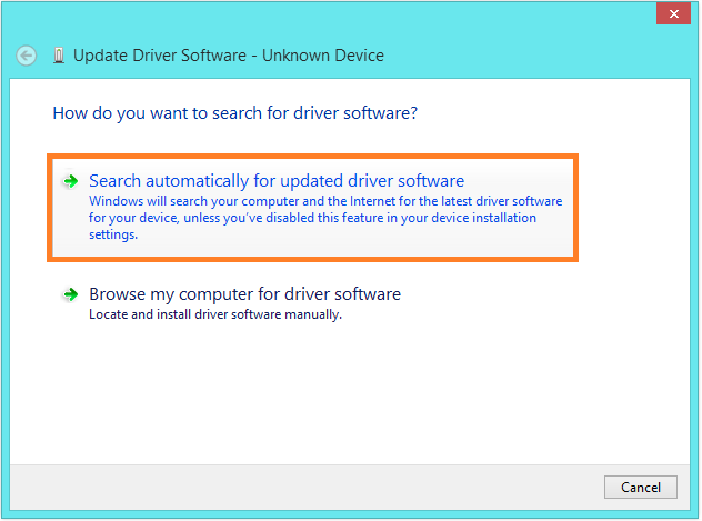 Lagging In Windows 8.1 - Device Manager - Update Driver Software... - 2 -- Windows Wally
